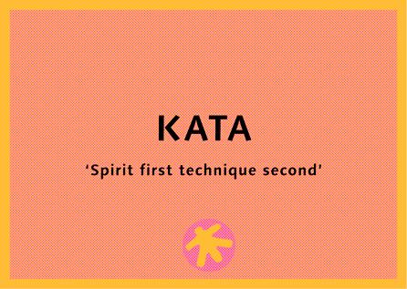 Kata bij ki club.cool karateschool in Amsterdam Centrum en Monnickendam voor traditioneel Shotokan karate-do.