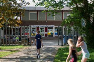adressen van karateshool ki club.cool - een van onze lokaties - hier zie je de dojo aan Pierebaan 5 in Monnikendam - ki club.cool voor karate in Amsterdam en Monnickendam
