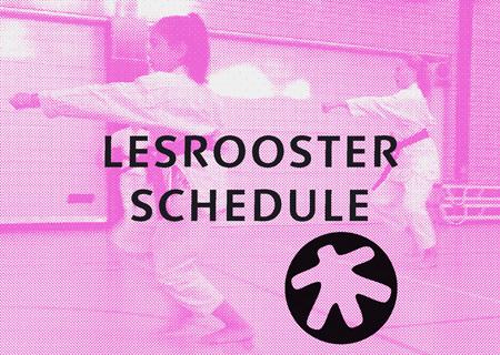 Lesrooster - Schedule - ki club.cool karateschool in Amsterdam en Monnickendam sinds 1994 - lesrooster of schedule zijn de trainingstijden die ki club.cool in Amsterdam en Monnickendam voor de dagelijkse karate lessen hanteert. Timing is belangrijk, zowel bij het op tijd zijn in de les als in het gevecht | karate-Amsterdam | karate | Shotokan | ki | martial-arts | karate-schedule